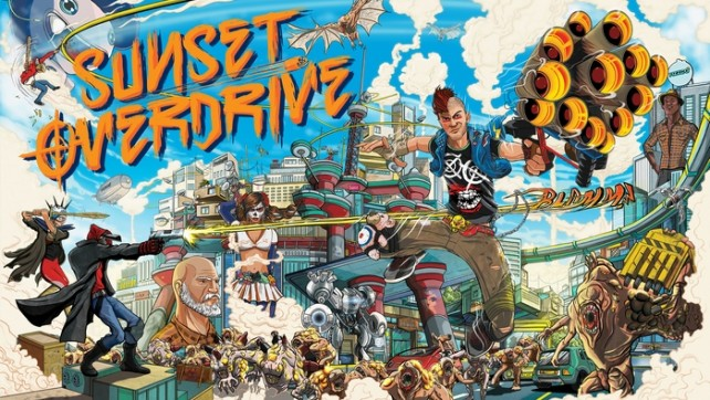 Análise – Sunset Overdrive