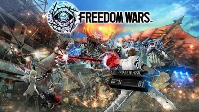 Passatempos de Aniversário-Natal 2014 – Freedom Wars para PS Vita