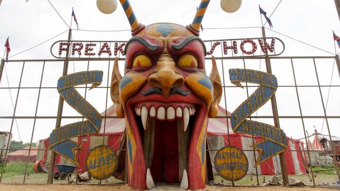 American Horror Story Freakshow 2