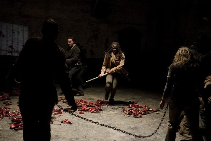 The Walking Dead ProximoNivel 4