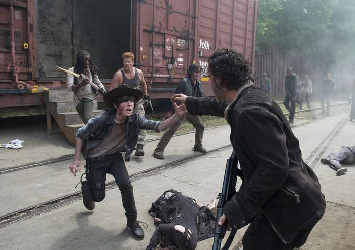 The Walking Dead ProximoNivel 6