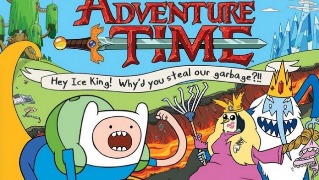 Análise – Adventure Time: Hey Ice King! Why'd You Steal Our Garbage?!