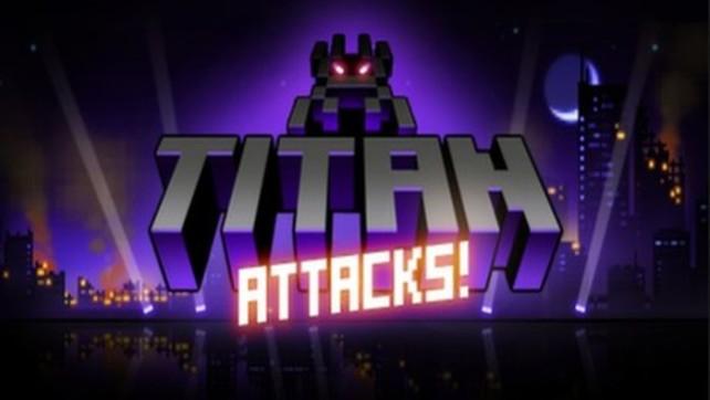 Análise – Titan Attacks!