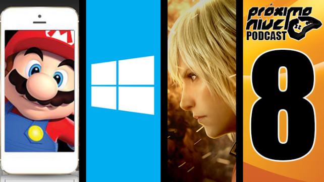 PróximoNível Podcast 8 – Nintendo Mobile; Windows 10 pirata e análises