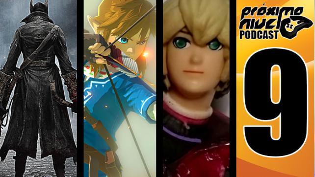 PróximoNível Podcast 9 – Bloodborne; Zelda Wii U e amiibos