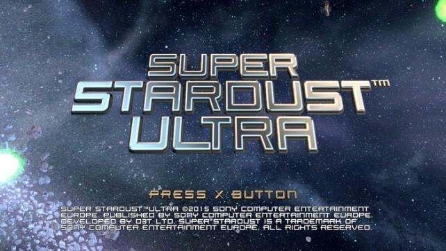 Análise – Super Stardust Ultra