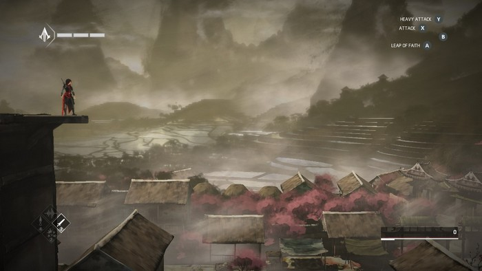 Assassins creed chronicles china PN-A 11