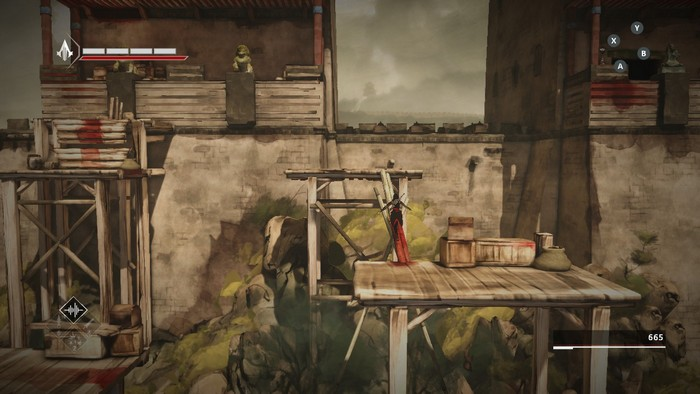 Assassins creed chronicles china PN-A 20