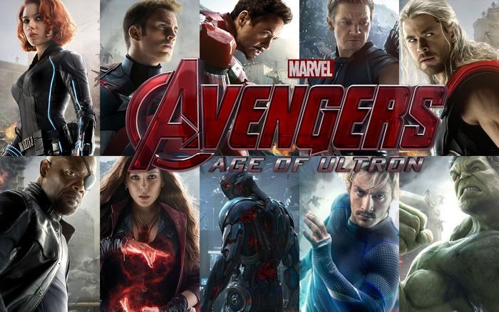 Avengers age of ultron 1
