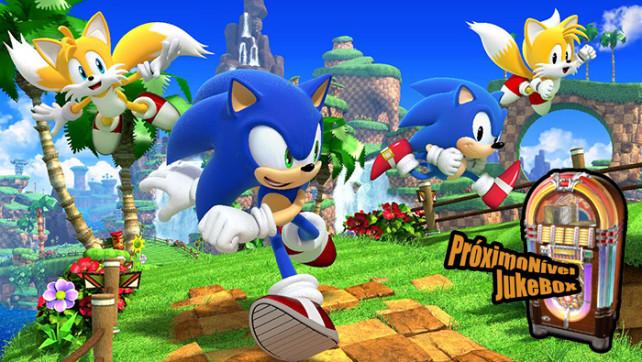 PróximoNível Jukebox 34 – Especial 1 Ano – Sonic the Hedgehog