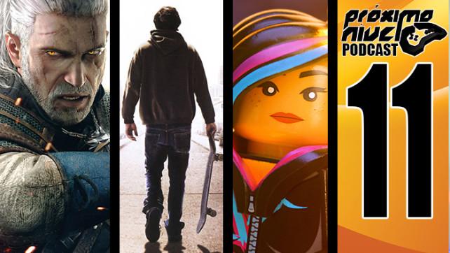 PróximoNível Podcast 11 – The Witcher 3, Tony Hawk's 5 e LEGO Dimensions