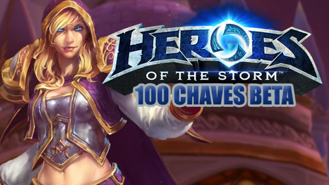Passatempo – Chaves Heroes of the Storm