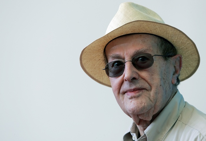 Director Oliveira from Portugal attends photocall in Venice