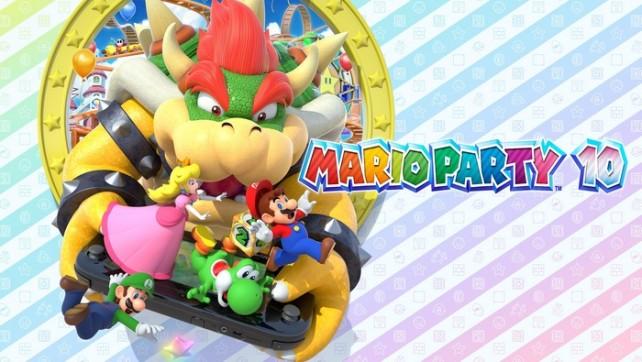 Análise – Mario Party 10