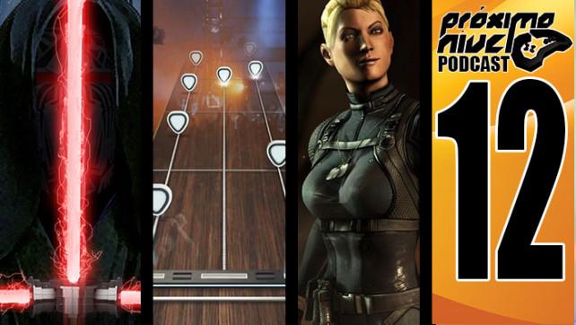 PróximoNível Podcast 12 – Star Wars: The Force Awakens, Guitar Hero e Mortal Kombat X
