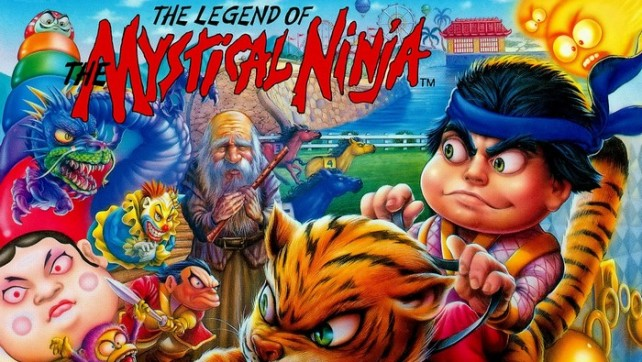 Análise – The Legend of the Mystical Ninja