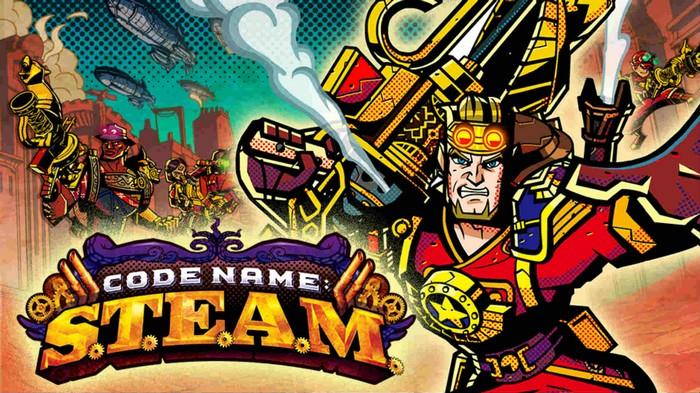 code name steam ana PN 2