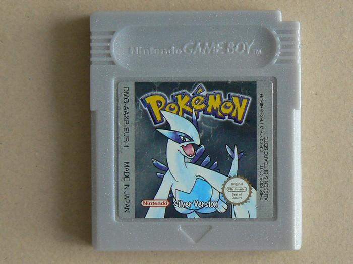 pokemon silver pn