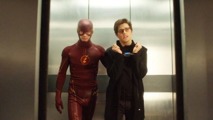 the flash ana PN 4