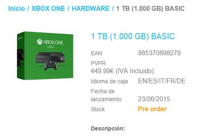 xbox-one-1tb-loja-espanhola-pn