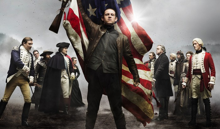 TURN Washington spies temporada 2 pn ana 1