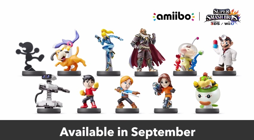 amiibos-falco-mr-game-watch-duck-hunt-rob-mii-super-smash-bros