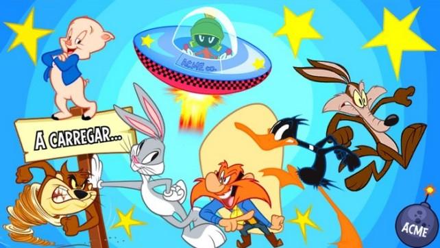 Análise – Looney Tunes Galactic Sports