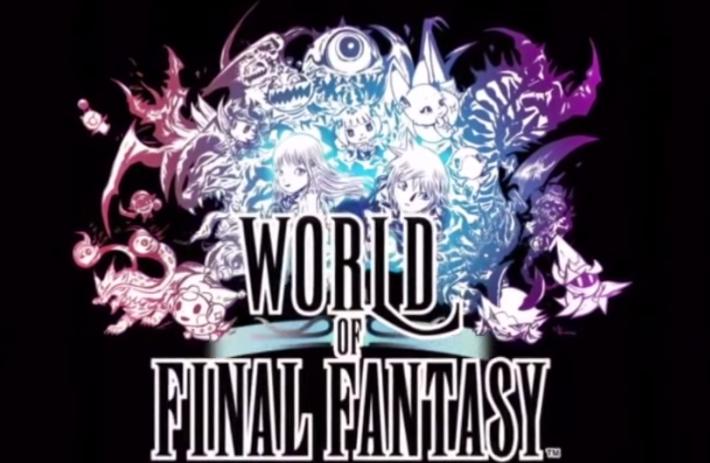 world of final fantasy pn-n