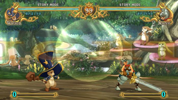 battle fantasia revised edition pn ana (9)