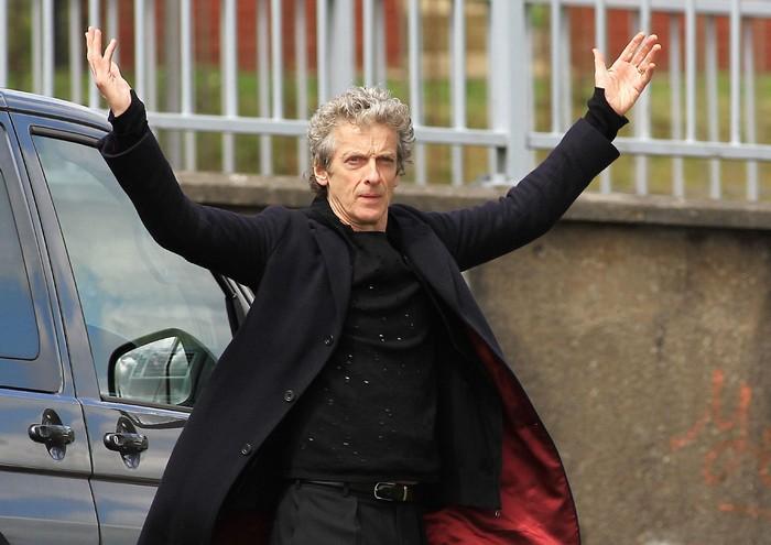 doctor who series 9 PN N