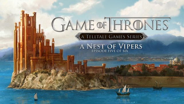 "Análise – Game of Thrones Episode 5 ""A Nest of Vipers"""