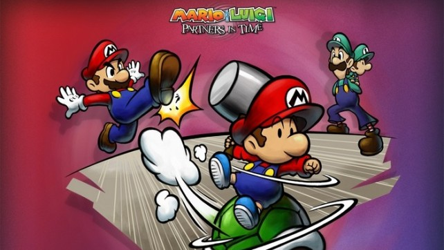 Análise – Mario & Luigi: Partners in Time