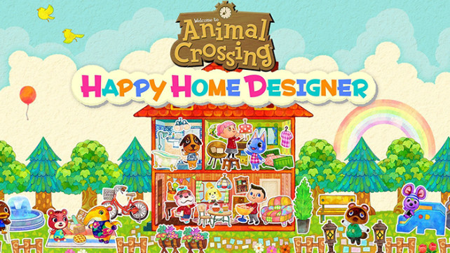 Análise – Animal Crossing: Happy Home Designer