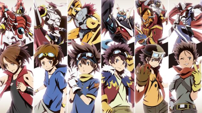 Qual a melhor… série anime de Digimon?