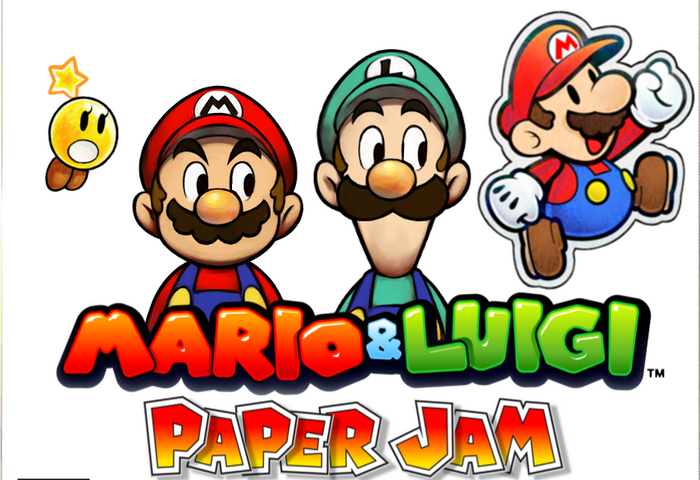 mario and luigi paper jam review