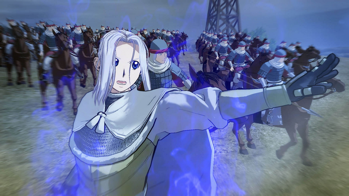 arslan the warriors of legend pn ana 6