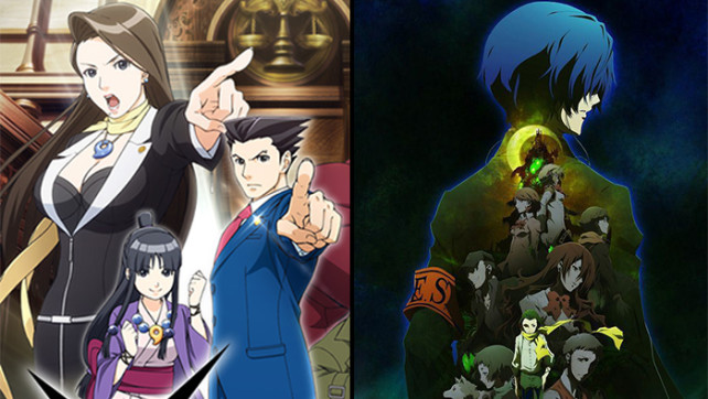 Coisas sobre anime ~1~ – Yuuki Kaji como Phoenix Wright ; Persona 3 The Movie #3: Falling Down
