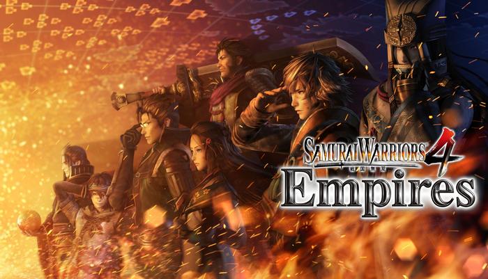 samurai warriors 4 ana destaque