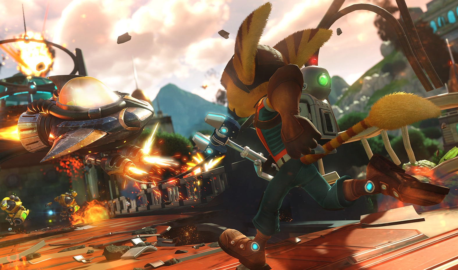 ratchet and clank analise pn 2