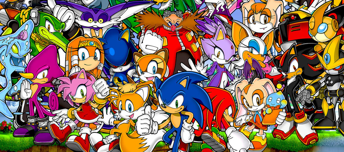 5 coisas a fazer no 25º aniversário de Sonic The Hedgehog