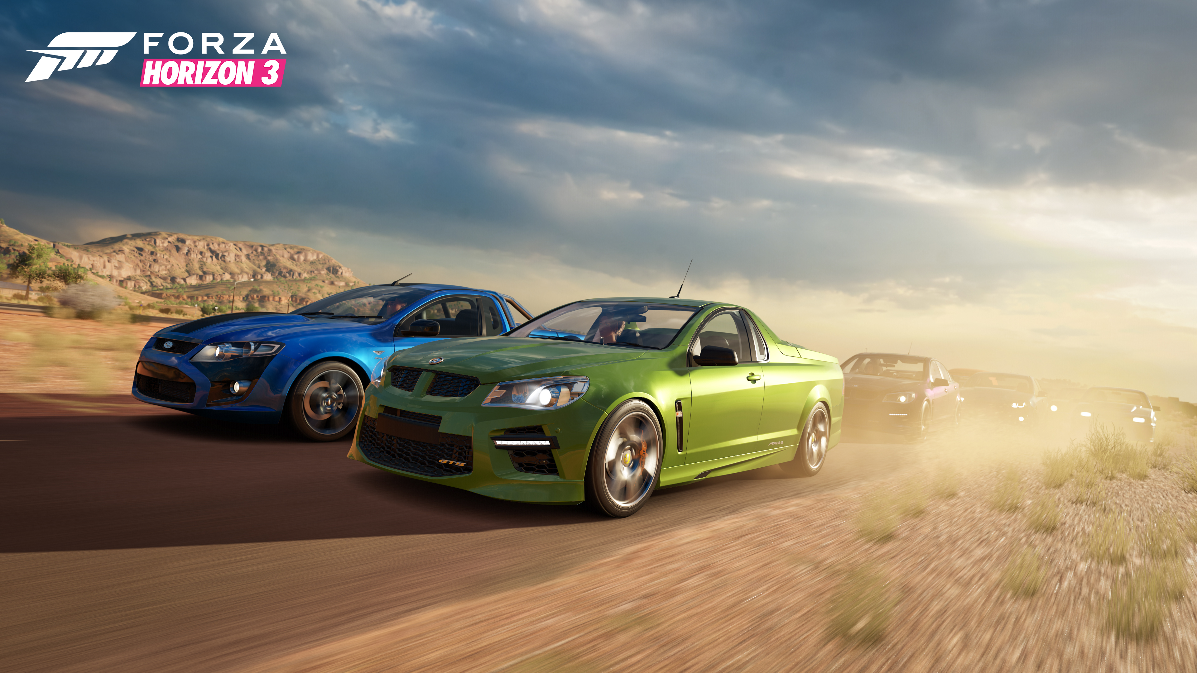 Aussie Cars in Forza Horizon 3
