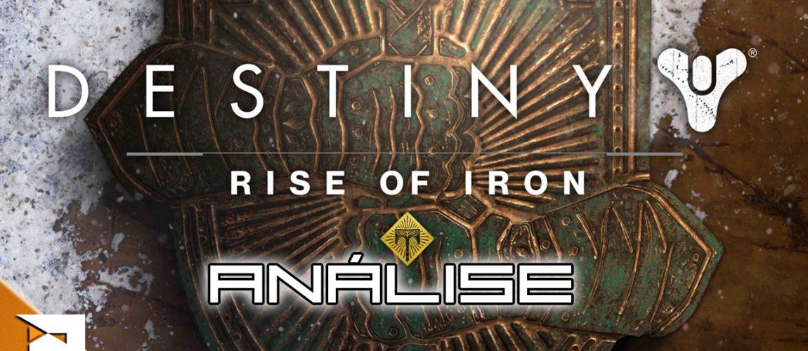 Análise – Destiny: Rise of Iron