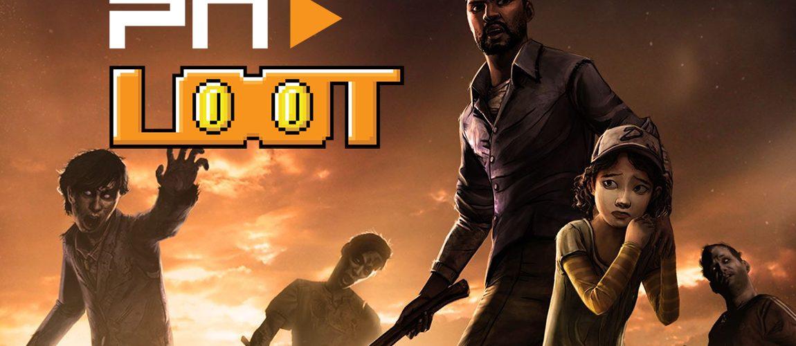 PN Loot – The Walking Dead: Season 1 + 400 Days (24/10 a 30/10)