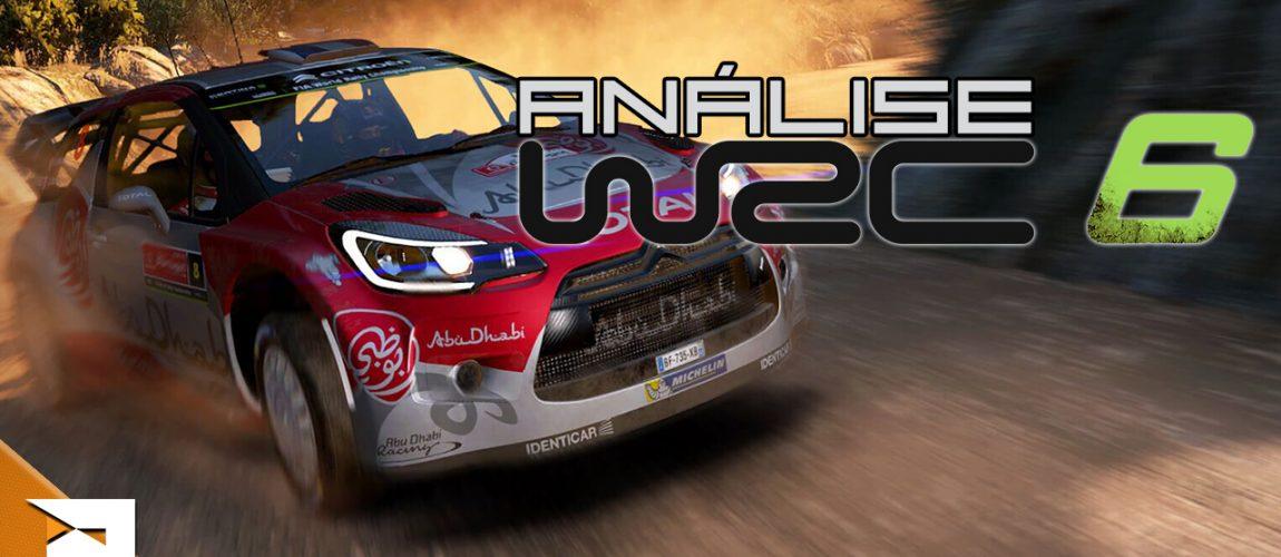 Análise – WRC 6