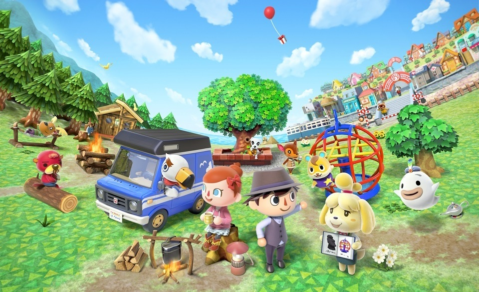 Animal Crossing New Leaf Agora Compat Vel Com Amiibo Pr Ximon Vel