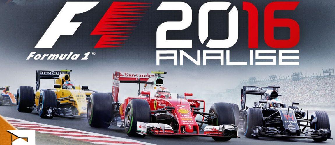 Análise – F1 2016