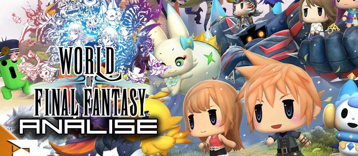 Análise – World of Final Fantasy