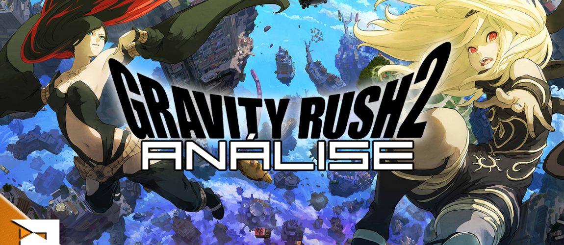 Análise – Gravity Rush 2