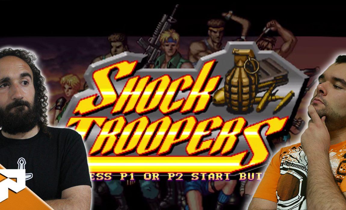 Vamos Jogar Shock Troopers