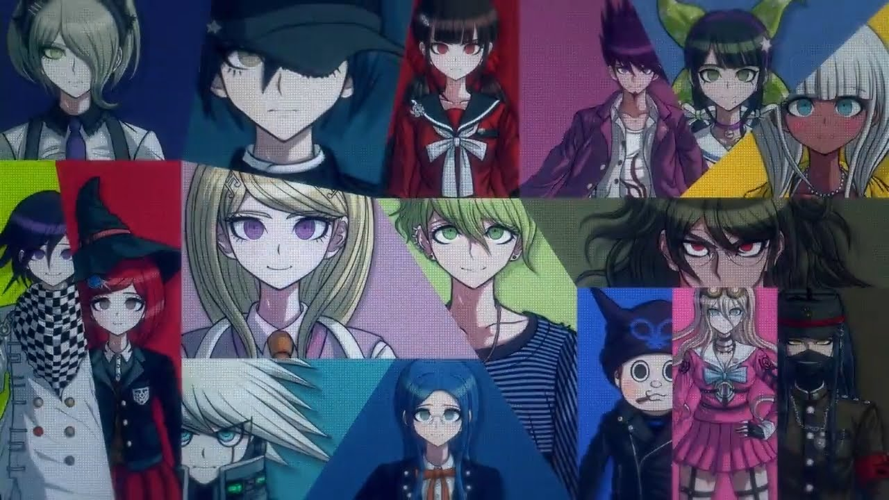 Danganronpa 3 Anime Characters : Danganronpa v e another episode ultra